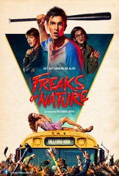 Freaks of Nature (2015) by  Robbie Pickering.