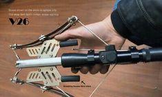 Survival Weapons, Survival Gear, Archery Bows, Spring Steel, Slingshot, Crossbow, Self Defense, Carbon Fiber, Outdoor Power Equipment