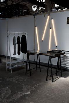 e3607b384804 IKEA has teamed up with U. fashion designer Chris Stamp to create SPÄNST.