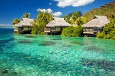 La Polinesia Francesa (Tahití) es buena opción