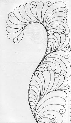 LuAnn Kessi: Sketch Book.....Evolution of a Feather
