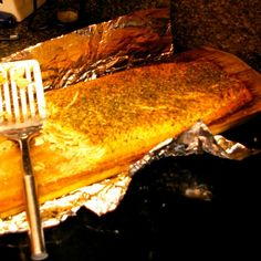 Our Top 10 Grilled Salmon Recipes: Cedar Plank Salmon