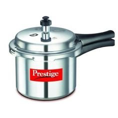 PRESTIGE POPULAR 3 LITER ALUMINUM PRESSURE COOKER -- Don't get left behind, see this great  product : Pressure Cookers