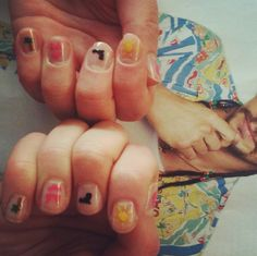Spring Breakers Nails
