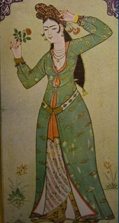 Altar Modelling - Ottoman Lady