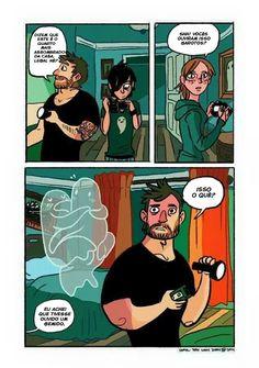 Satirinhas - Quadrinhos, tirinhas, curiosidades e muito mais! - Part 93