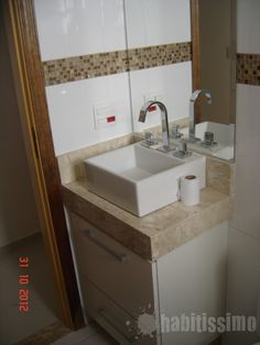 banheiro de visitas