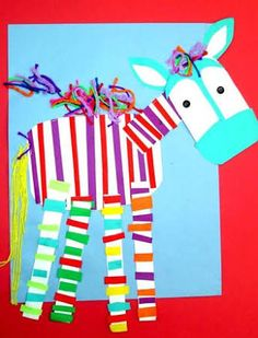 horse art project - Google Search