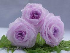 #Papieren rozen