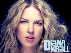 "The incomparable Diana Krall  ""Just The Way You Are"" Canadian jazz pianist and singer"
