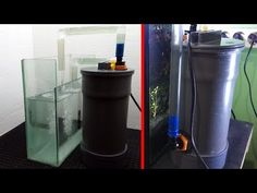 How to make DIY Canister filter with air exhaust hole (complete tutorial) Diy Aquarium Filter, Plastic Pipe Fittings, Hydroponics Store, Strongest Glue, How To Make Diy, Canisters, Tool Kit, Exhausted, Plastic Bottles