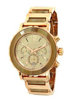 On ideeli: MICHAEL KORS Ladies Lillie Chronograph Watch