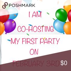 Valentines Day Vibes ❤️ 10 pm Eastern time Tag me in your best Valentines Day item from your Posh compliant closet! If you've never had a host pick, I highly encourage you to tag me!!!! Other
