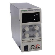 Conmutación ajustable cc digital de la fuente de alimentación KPS-3010D wanptek 10A 30v