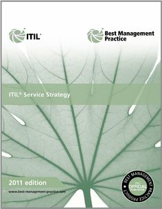 ITIL Service Strategy 2011 Edition
