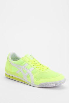 Asics Ultimate 81 Neon Running Sneaker #urbanoutfitters