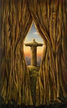 Above the World, Vladimir Kush