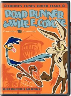 Looney Tunes - Road Runner & Wile E. Coyote