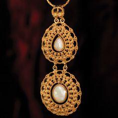 Hidden Treasure Australian Opal Pendant & Chain Set 26250 | Stauer.com