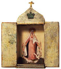 Shrine icon by Christy Tomlinson I think