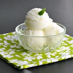 Key Lime Ice