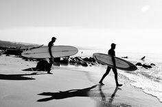 California Pacific Surfers. #surfers #surfing #pacific #california
