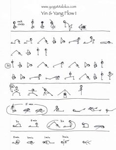 35 best yoga stick figures images  yoga stick figures