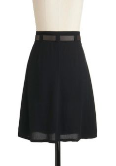 Style Stable Skirt, #ModCloth