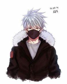 i have a black dog - Kakashi Hatake Kakashi Anbu, Anime Naruto, Naruto Boys, Naruto Comic, Naruto Teams, Naruto Fan Art, Naruto Shippuden Sasuke, Sasunaru, Boruto