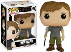 POP! Movies: The Hunger Games - Peeta Mellark