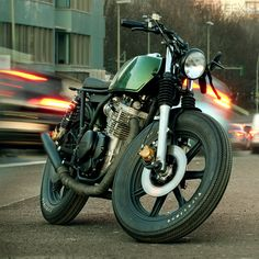 XS400 by Ralf Ahrens (for Urban Motor)