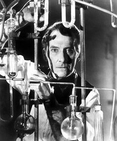 Peter Cushing - The Curse of Frankenstein ('57)