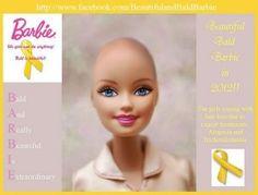 "A Good Idea Morphs Into ""Skinhead Barbie""?"