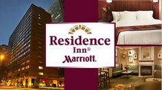 Residence Inn Chicago 2-Night Hotel Accommodations for 2 Adults - $559 Value for $199