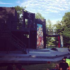 Shakespeare in Delaware Park, Buffalo, NY