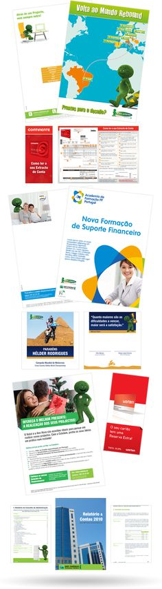 Cetelem - Multiple works made by WebComum #advertising #flyer #portfolio #graphicdesign
