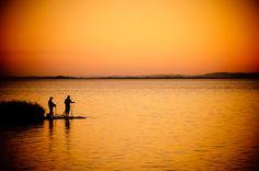 Pescaria no Guaíba by Carlos Hackmann, via 500px