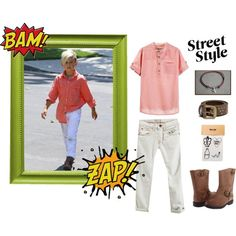 """""""Mini Celeb Style featuring Kingston Rossdale"""" by goldberg117 on Polyvore"""