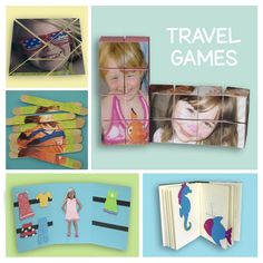 Spring break is here for the next several weeks for one school district or another, so I thought it would be a good time to share with you projects that make a road (or train or air) trip more fun for the kids. www.sandigenovese.com #diyhandmade #sandigenovese #travelgames