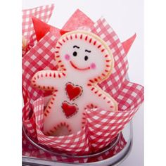 Bakery Grade Cookie Cutter Gingerbread Boy    http://www.fancyflours.com/product/Bakery-Grade-Cookie-Cutter-Gingerbread-Boy/543