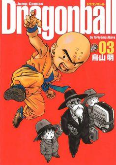 """""""Dragonball Kanzenban, Vol. 3"""""""