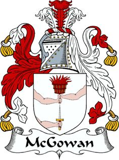 The tattoo me and my younger brother are both getting the day he turns 18! McGowan Family Coat of Arms <3