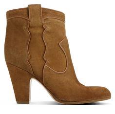 The Wild, Wild West - Gianvitto Rossi boots | fw 2014 | cynthia reccord