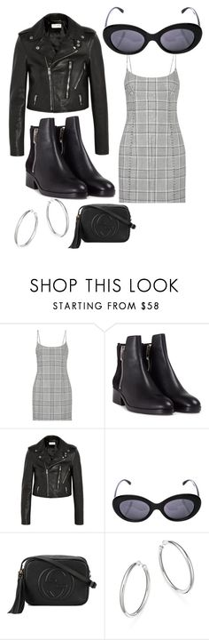 """""""Untitled #244"""" by stoutjami on Polyvore featuring Alexander Wang, 3.1 Phillip Lim, Yves Saint Laurent, Crap, Gucci and Bloomingdale's"""