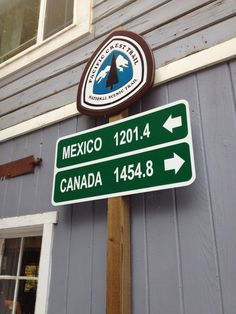 Pacific Coast Trail (PCT) -  Mexico to Canada