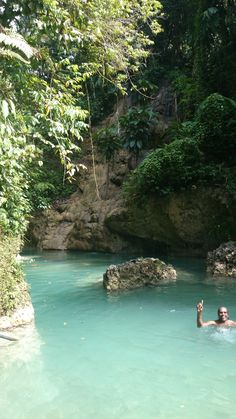 Hope Bay, Portland, Jamaica Somerset Falls