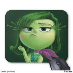 Gross Mouse Pad