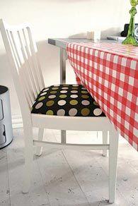 chair make-over | idenyt.dk