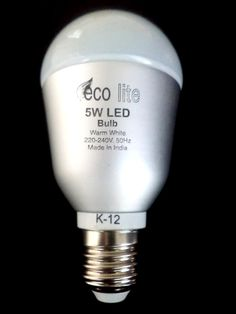 Buy LED bulbs from Eco Lite Technologies, its head office resides in Gurgaon and these led products are test through several parameters before coming to customers. Make your Surroundings attractive by adding these products in life and customers can see and purchase products online from our website.