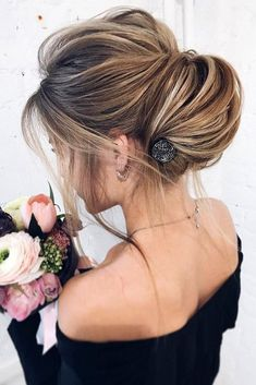 Best Pinterest Wedding Hairstyles Ideas ❤ See more: http://www.weddingforward.com/pinterest-wedding-hairstyles/ #weddingforward #bride #bridal #wedding
